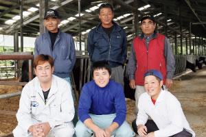 繁殖農家と肥育農家